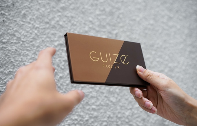 ...and enjoy your brand new Guize Contour Powder Collection!