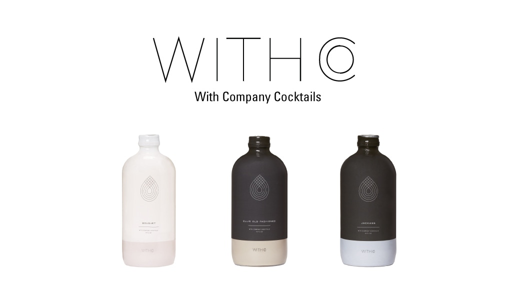 Withco Cocktails : Fresh Ingredient Drink Mixers. project video thumbnail