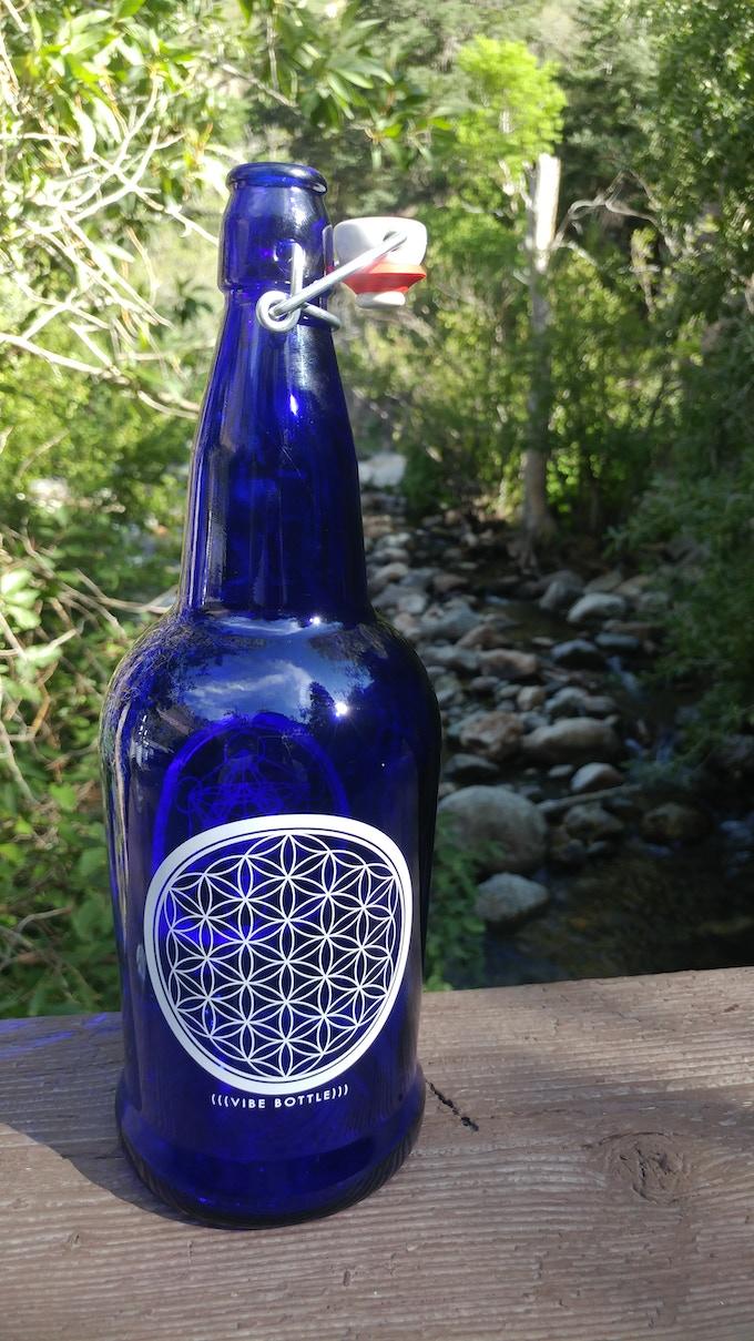 65d812e936 Vibe Bottle - Kickstarter ver 2.0 by Brinlie and Zo Peacemaker ...