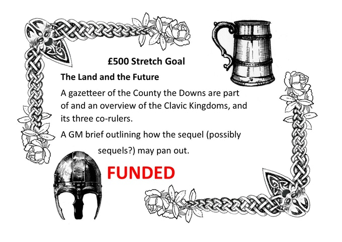 £500 Funded