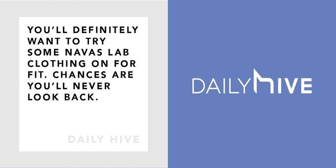 Navas Lab Daily Hive Article