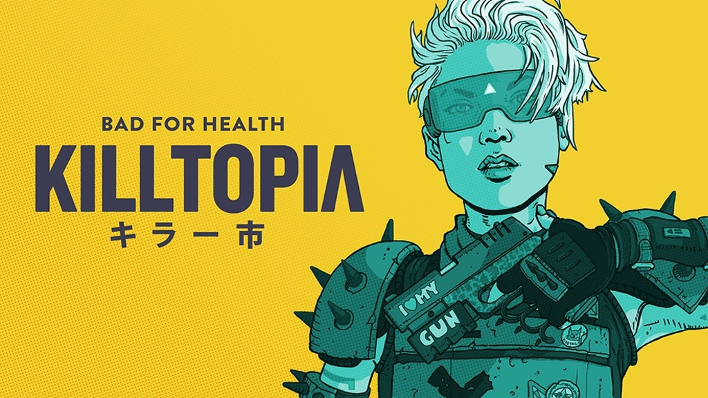 Killtopia #1 project video thumbnail