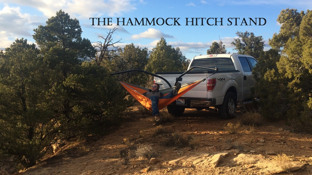 The Hammock Hitch Stand project video thumbnail