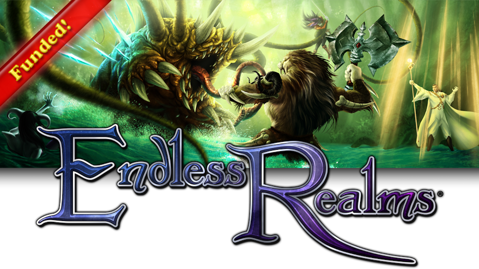 Welcome to Endless Realms, a new roleplaying experience with two corebooks and myriad realities with one constant: balance is fragile.