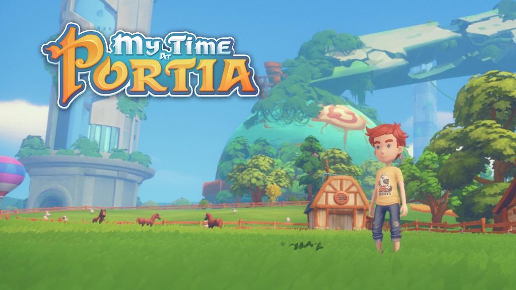 My Time at Portia – An Enchanting Sandbox Simulation RPG project video thumbnail