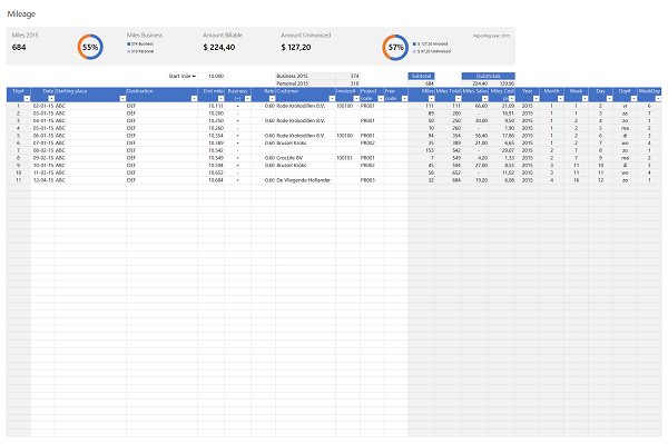 Excel Accounting Template By Stephan Zwanikken Kickstarter - Free excel accounting templates download