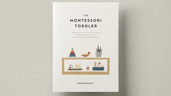 The Montessori Toddler, by Simone Davies
