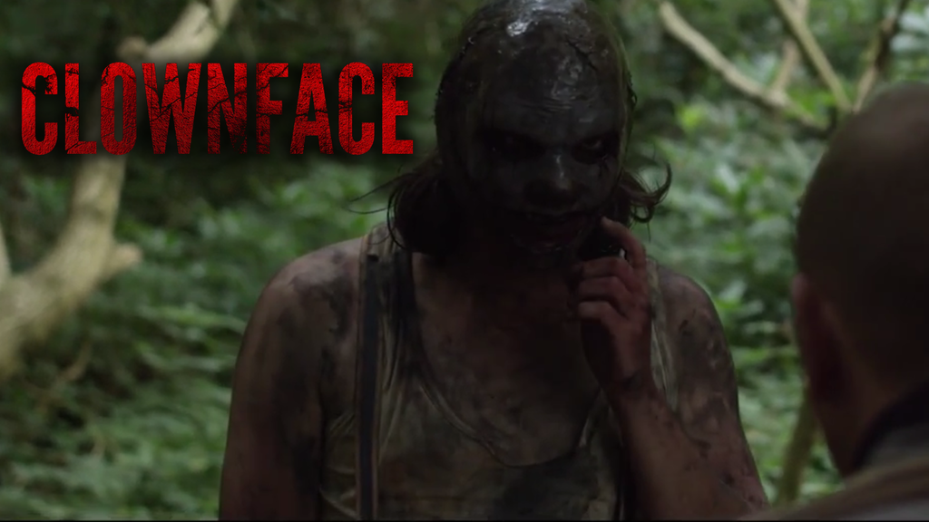 CLOWNFACE - Eighties-influenced British Slasher Film project video thumbnail