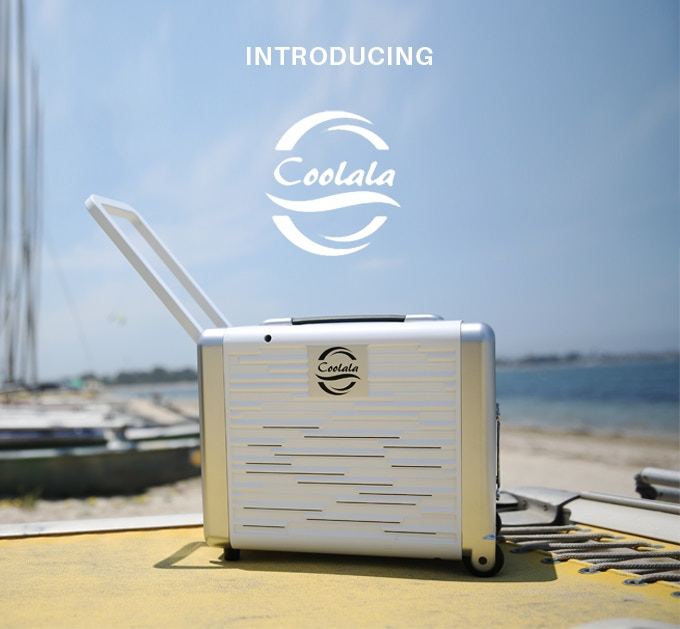 Affordable In/Outdoor SolarPowered Portable Air Conditioner