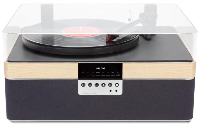 THE+RECORD PLAYER (Maple Veneer)