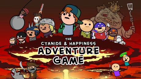The Cyanide Amp Happiness Adventure Game By Cyanide
