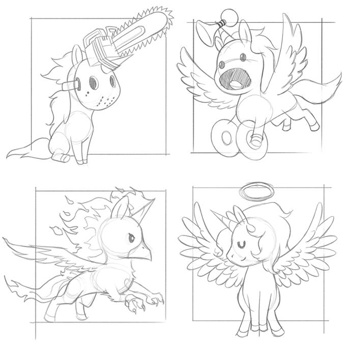 unstable unicorns by ramy badie kickstarter
