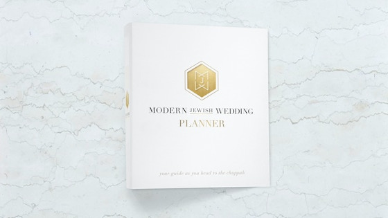 The Modern Jewish Wedding Planner: Your Guide to the Chuppah