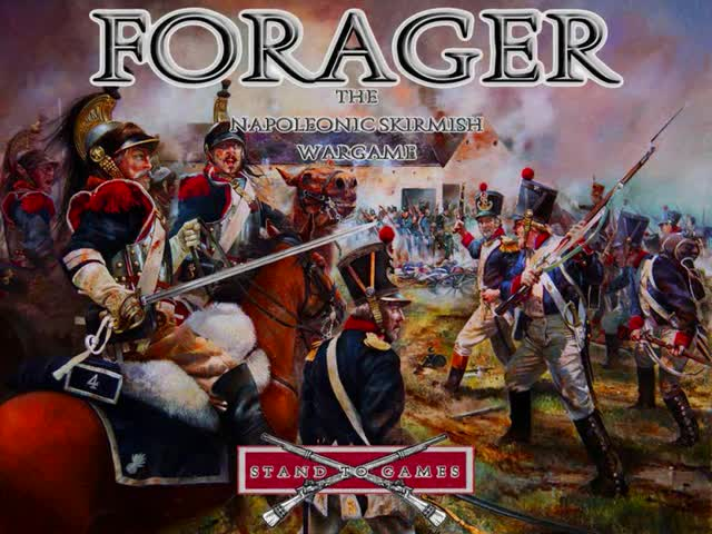 Forager Cover Art