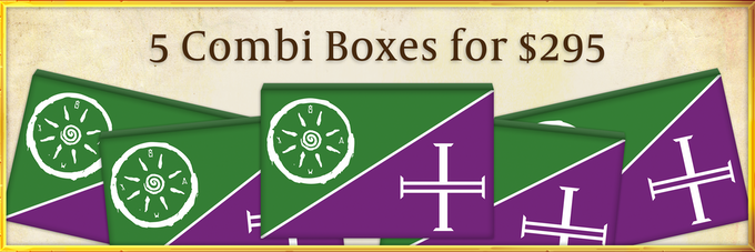 Combi-boxes at wholesale prices!