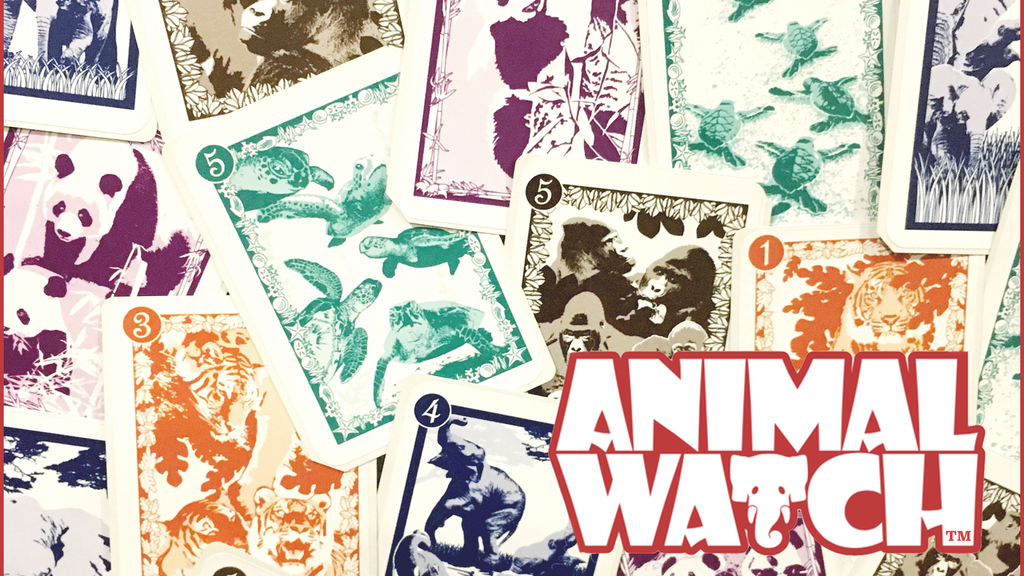 Animal Watch - A Card Game project video thumbnail