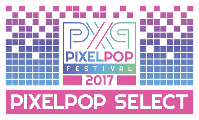 Nour received the Pixelpop Select award this year at Pixelpop 2017!