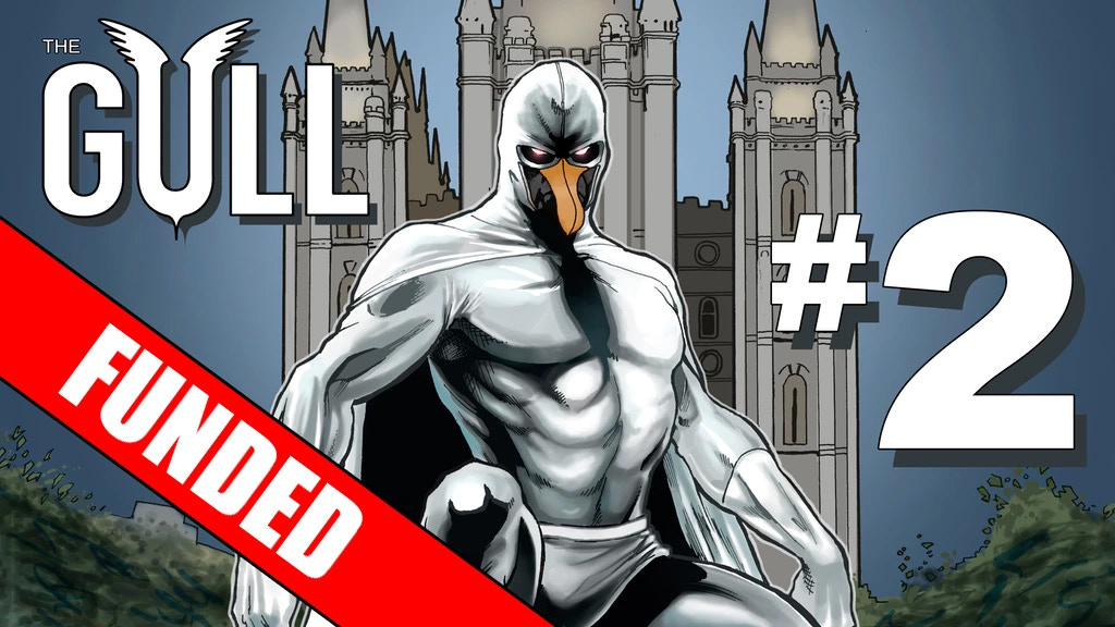 The Gull #2 (He's like Batman, but he eats trash) project video thumbnail
