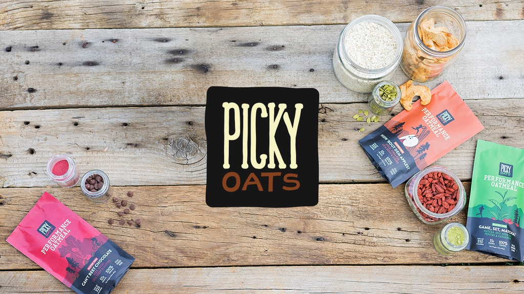 Picky Bars NEW Performance Oatmeal project video thumbnail