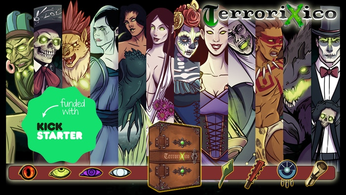 Semicooperative cardgame, fight the monsters, annoying your friends and prove to be the bravest hunter (No leader effect)