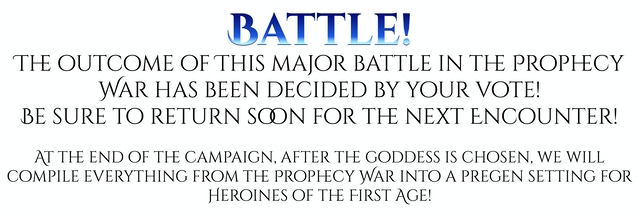 Heroines Of The First Age By Joe Bush Prophecy War Battle 6 For