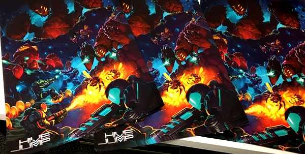 Sweet Hive Jump posters, anyone?