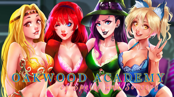 Oakwood Academy of Spells and Sorcery - Visual Novel