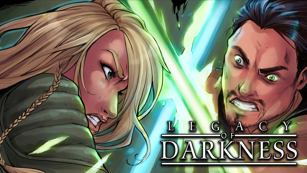 """""""Legacy of Darkness"""", Sequel to Star Wars:Threads of Destiny project video thumbnail"""