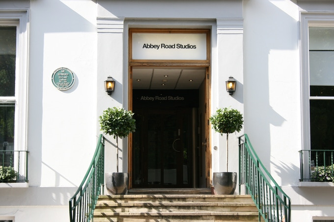 Abbey Road: Where we hope you'll help us to finish recording!