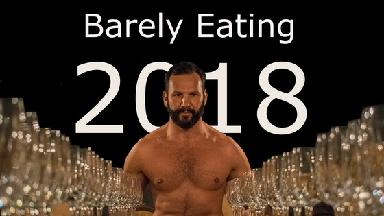 Barely Eating Project - 2018 Calendar