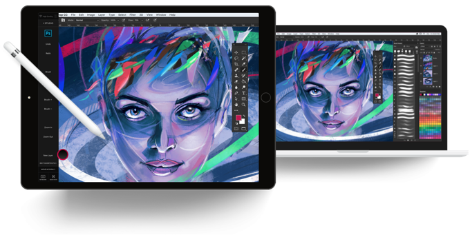 Luna Display adds second screen functionality to Astropad Standard and Astropad Studio