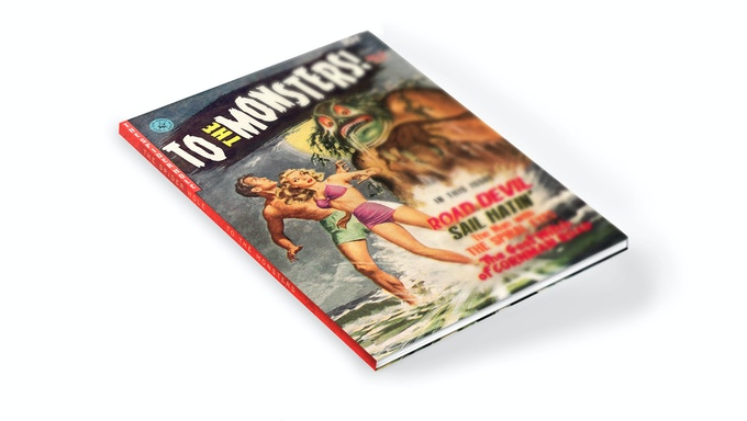 8x10 Trade Paperback
