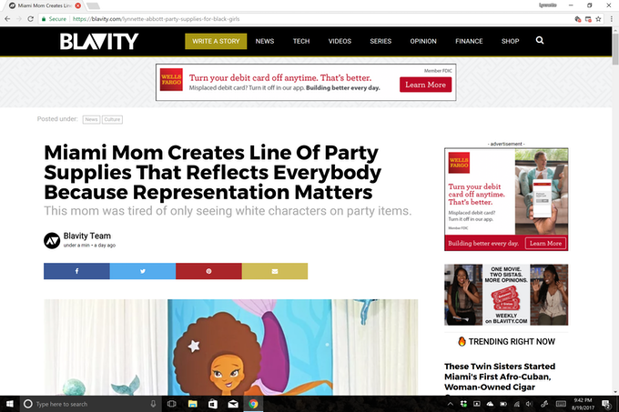 Blavity | August 18, 2017