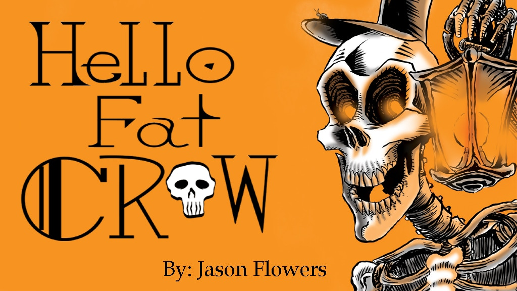 HELLO! FAT CROW! project video thumbnail