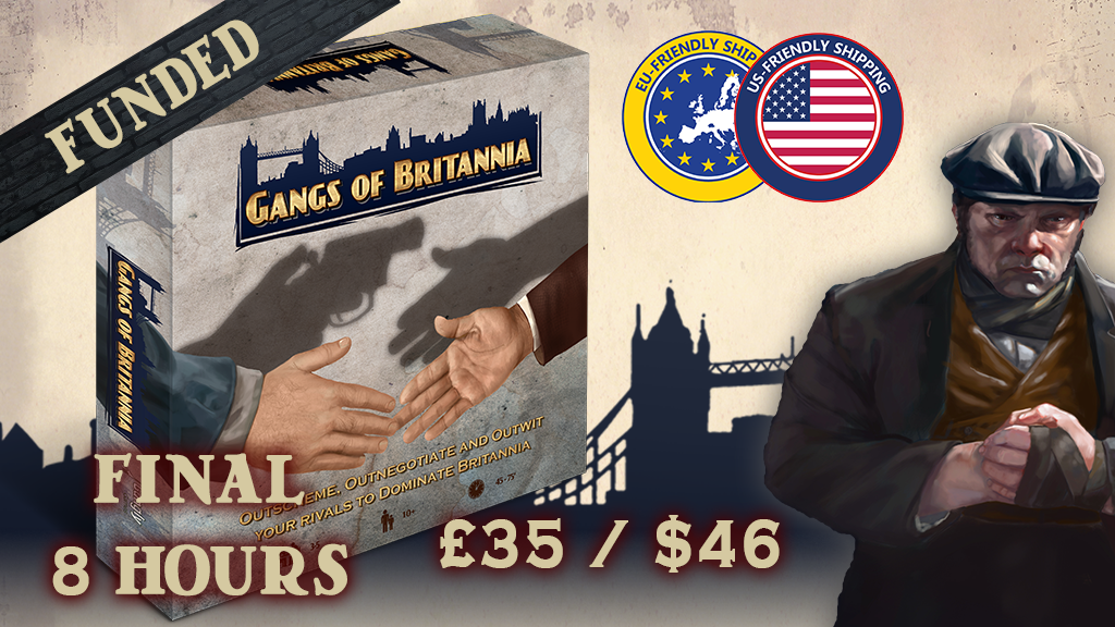 Gangs of Britannia project video thumbnail