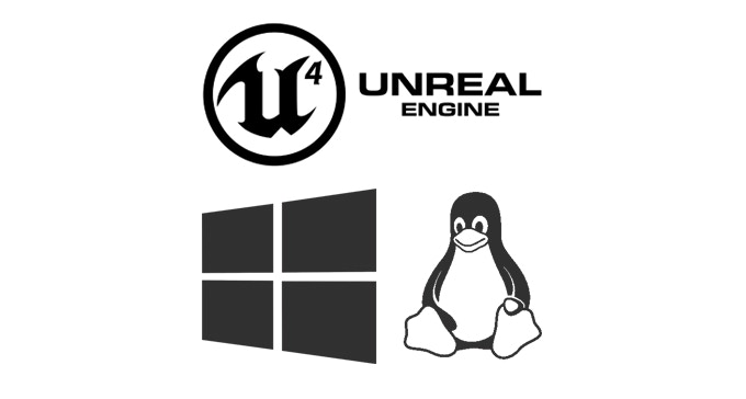INSIGHT is created in Unreal Engine 4 and will support Windows and Linux.