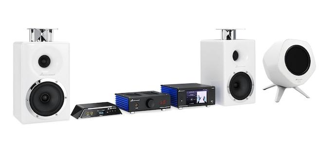 AuricSound Hi-Res Audio System Inspired