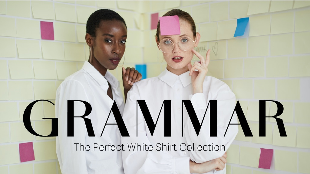 5 Perfect White Shirts (Organic Capsule Collection) project video thumbnail
