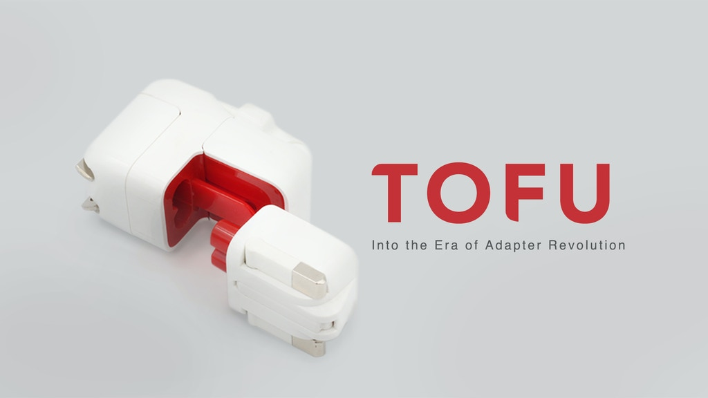 TOFU | Traveller & Charger project video thumbnail