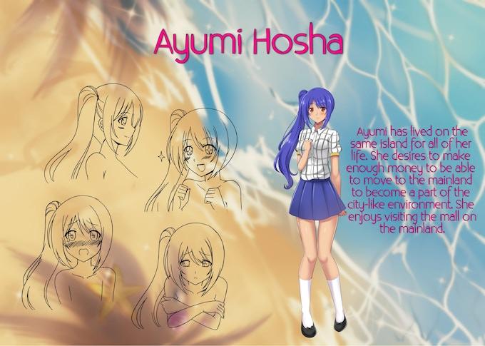 Ayumi Hosha
