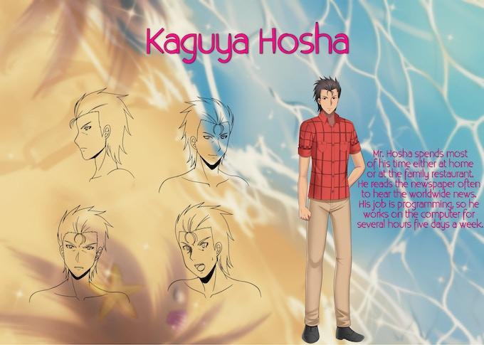 Kaguya Hosha