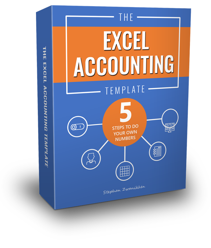 Excel Accounting Template by Stephan Zwanikken — Kickstarter
