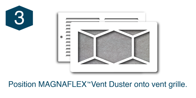 Ummbee Magnetic Vent Duster Pop On Air Filters By Ummbee