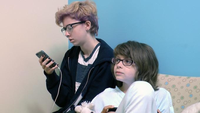 Luca and Ren