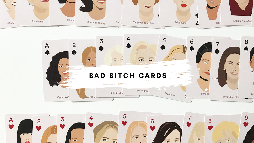 Bad Bitch Cards project video thumbnail
