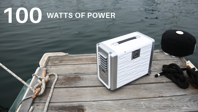 affordable in outdoor solarpowered portable air conditioner by coolala kickstarter. Black Bedroom Furniture Sets. Home Design Ideas