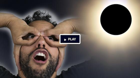 Solar Eclipse 2017 Part 2: Bigurrection™ Solar Glasses