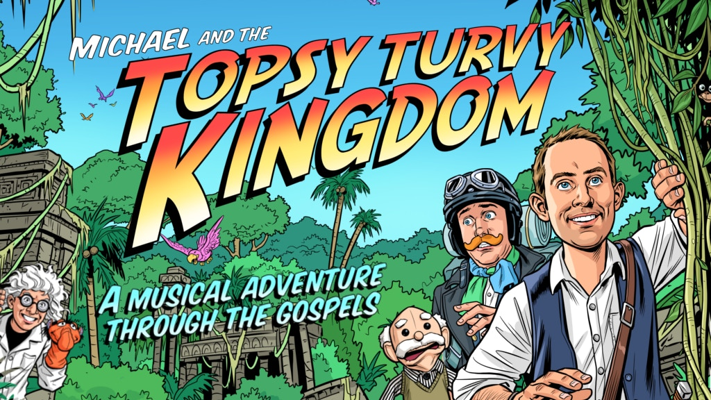 Michael and the Topsy Turvy Kingdom project video thumbnail