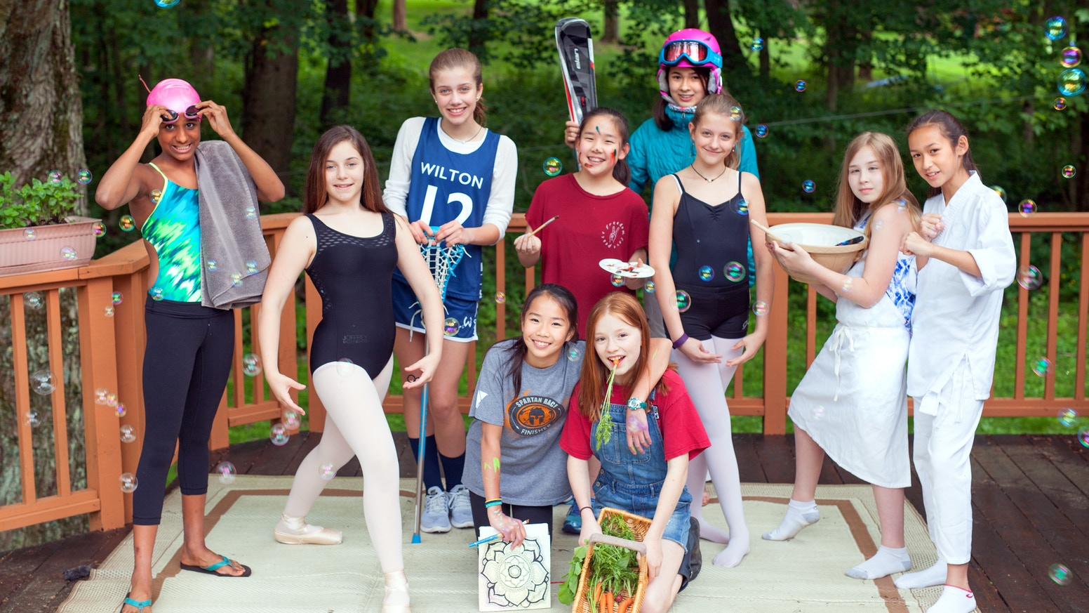 A new magazine to inspire and empower tween and teenaged girls.