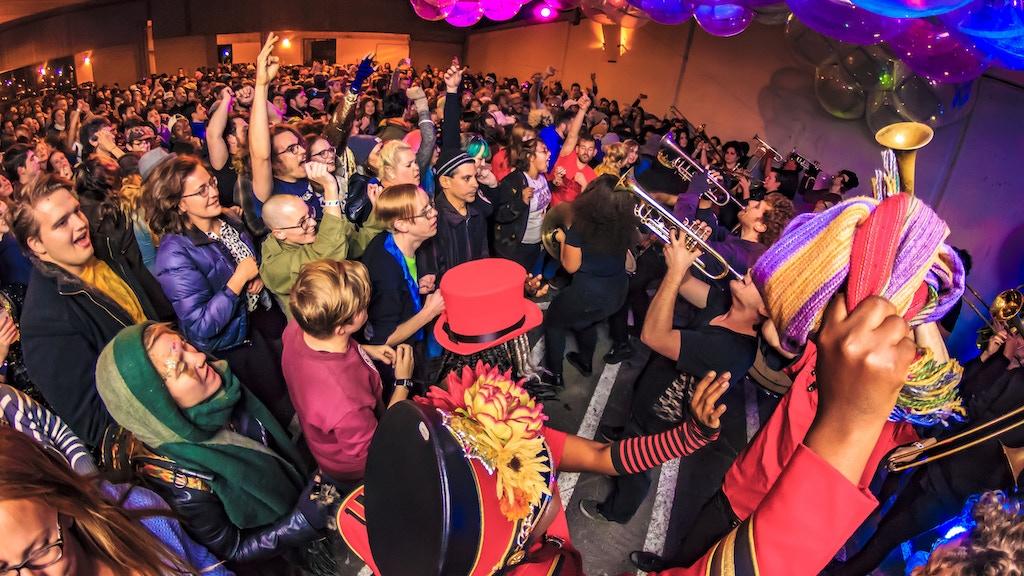 Providence HONK Festival (PRONK!) 2017 project video thumbnail